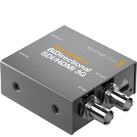Микро конвертер Blackmagic Micro Converter BiDirectional SDI/HDMI 3G